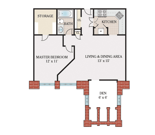 Floor Plans Ribbon Mill Apartments For Rent In Manchester Ct