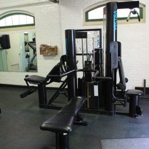 Ribbon Mill Apartments Fitness Center